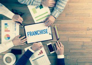 Business franchise concept