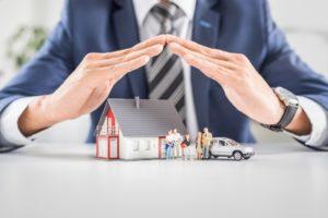 Buying properties concept